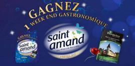 """Code promo Saint Amand : 5 box Wonderbox """"nuits & gastronomie au château"""" à gagner"""