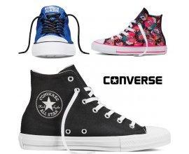 Converse: Jusqu'à -50% sur une sélection de chaussures et de vêtements