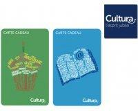 Femme Actuelle: Des cartes cadeaux Cultura de 20€ à gagner