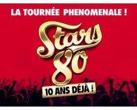 """Nostalgie: Des invitations pour le concert """"Star 80"""" au Zénith de Paris à gagner"""