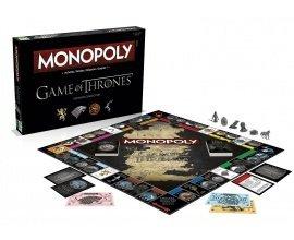 Amazon: Le jeu de société Monopoly édition Game of Thrones à 22,03€ au lieu de 34,99€