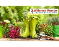 Groupon: Payez 5€ et obtenez 45% de réduction sur les plantes & graines chez Willemse