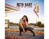 """OÜI FM: 1 album CD """"Fire on the floor"""" de Beth Hart"""
