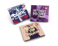 OÜI FM: 3 compilations CD de OÜI FM à gagner