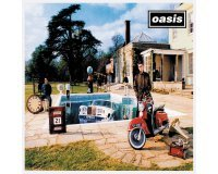 """OÜI FM: 1 album CD réédité """"Be Here Now"""" d'Oasis"""