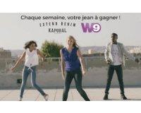 W9: Tentez de gagner un jean Kaporal Jeans par tirage au sort