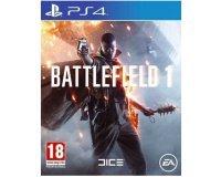 Cdiscount: Battlefield 1 sur PS4 ou Xbox One à 38,85€ livraison comprise