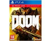 Micromania: Jeu DOOM UAC PACK sur PS4 à 14,99€