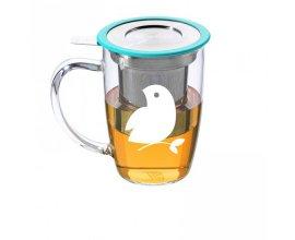 Lov Organic: Un mug en verre avec filtre en acier offert pour tout achat atteignant 65€
