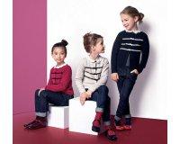 Jacadi: 20€ offerts sur la collection de pulls cachemire pour filles et garçons