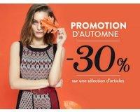 Desigual: [Promotion d'Automne] -30% sur une sélection d'articles