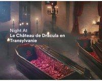 Airbnb: 1 nuit dans le Château de Dracula en Transylvanie à gagner
