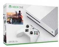 Rue du Commerce: Pack console Xbox One S 500 Go + Battlefield 1 à 279€