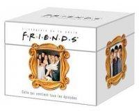 Fnac: Coffret Friends : L'intégrale Saisons 1 à 10 (35 DVD) en soldes à 33€