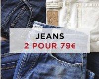 Celio*: 2 jeans pour 79€ seulement