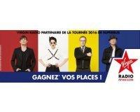 Virgin Radio: Places pour le concert de Superbus le 29/10 à Paris à gagner