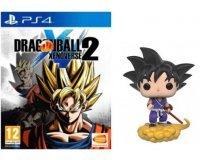 Micromania: - 20% sur les produits dérivés DBZ pour l'achat de Dragon Ball Xenoverse 2