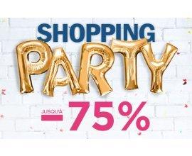 Brandalley: Shopping Party : jusqu'à -75% sur une sélection de marques + code - 10% supp.