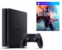 Micromania: Battlefield 1 à 20€ pour l'achat d'une PS4 Slim 500 Go
