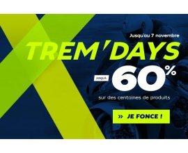 Motoblouz: Retour des Xtrem' Days avec des centaines de références à -60%