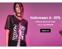 Missguided: -20% sur une sélection de vêtements pour Halloween