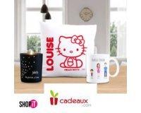 Showroomprive: Payez 15€ pour 30€ de bon d'achat cadeaux.com