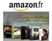 Amazon: Coffrets DVD, Blu-ray & Séries TV jusqu'à -60%