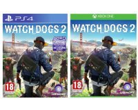 Auchan: Watch Dogs 2 sur PS4 ou Xbox One à 51,99€