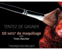 Grazia: 10 sets de maquillage Yves Rocher à gagner