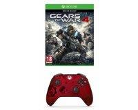 Auchan: Jeu Xbox One Gears of War 4 + Manette Xbox One S édition limitée à 60,92€