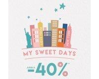 Mellow Yellow: My Sweet Days : jusqu'à -40% sur une sélection d'articles