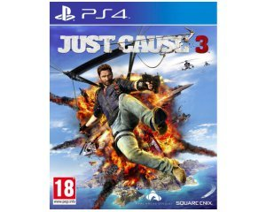 Base.com: Just Cause 3 sur PS4 à 16,96€