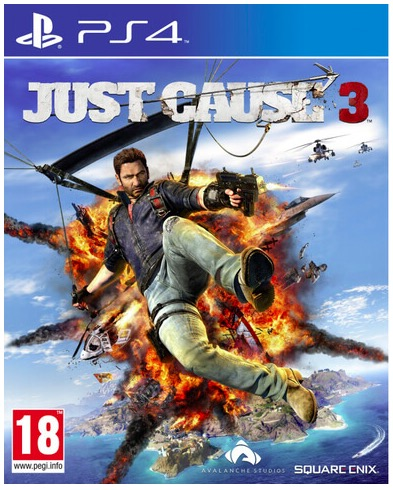 Code promo Base.com : Just Cause 3 sur PS4 à 16,96€