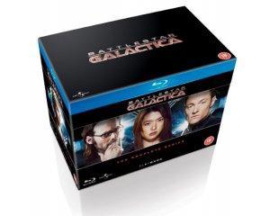 Zavvi: Coffret Blu-ray Battlestar Galactica à 22,58€