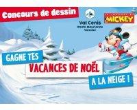 Le Journal de Mickey: 1 semaine à la neige pour les vacances de Noël à gagner