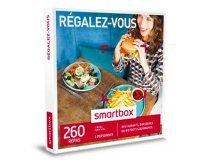 """Smartbox: 1 coffret Smartbox """"Régalez-vous"""" offert pour toute commande supérieure à 99€"""