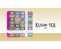 Kusmi Tea: Offrez un coffret cadeau de thé personnalisé avec la livraison gratuite