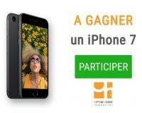 OptimHome: Un iPhone 7 d'Apple à gagner par tirage au sort