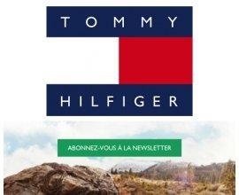 Tommy Hilfiger : Recevez un coupon de réduction de 10% en vous inscrivant à la newsletter