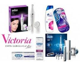 Femme Actuelle: Gagnez vos indispensables beauté avec le programme Victoria