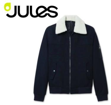 Code promo Jules : [Clients Club] 25% de réduction sur les blousons