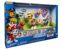 Amazon: Pack de 6 Figurines La Pat' Patrouille - Paw Patrol à 29,90€