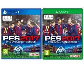 L'Équipe: PES 2017 : 10 jeux sur PS4 et 5 jeux sur Xbox One à gagner