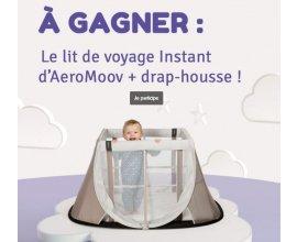 Salon Baby: 6 lits de voyage Instant d'AeroMoov + drap-housse à gagner