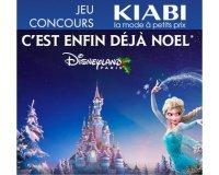 Kiabi: 10 séjours à Disneyland Paris pour 4 personnes à gagner