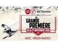 Virgin Radio:  3 week-ends pour 2 personnes à Val Thorens à gagner