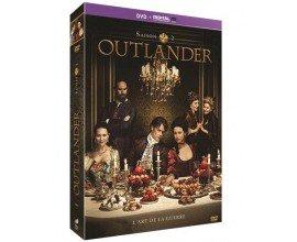 Femme Actuelle: Des DVD de la saison 2 de la série Outlander à gagner