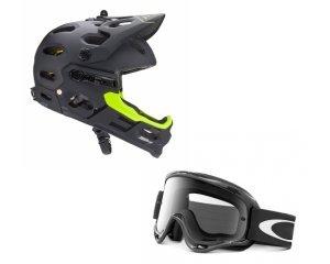 Probikeshop: Un masque Oakley O-Frame offert pour l'achat d'un casque de vélo Bell Super 3R
