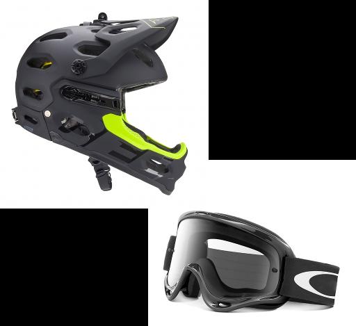 Code promo Probikeshop : Un masque Oakley O-Frame offert pour l'achat d'un casque de vélo Bell Super 3R