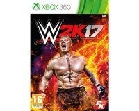 Micromania: Le steelbook offert pour les 1ers acheteurs de WWE 2k17 sur XBOX 360